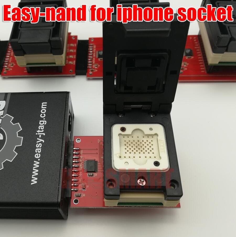 Facile jtag Plus box dernière version Facile-nand pour iphone prise