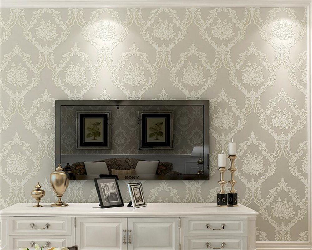Beibehang wallpaper for walls 3 d European relief Damascus wallpapers background of luxurious sitting room the bedroom wallpaper beibehang wallpaper for walls roll vintage design bedroom sitting room european style damascus wall paper photo tv background