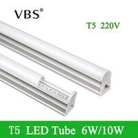LED Bulbs Tubes T8 1ft 6W 2ft 10W Integrated Led Tubes T5 24LEDs 48LEDs SMD2835 Super