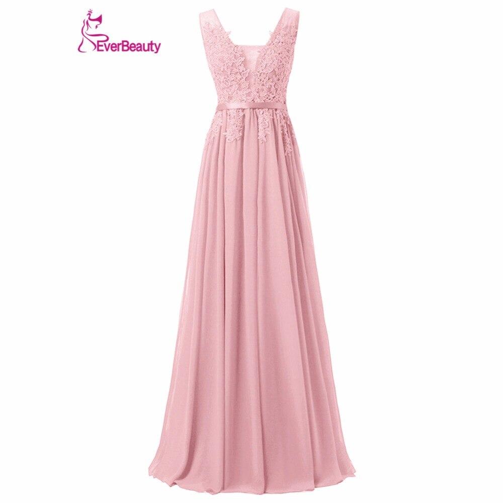 Vino elegante color del vestido de noche largo appliqued gasa ...