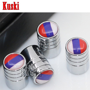 4pcs Car Tire Air Valve Dust caps Tyres Wheel Car styling For Seat Leon Ibiza Altea Accessories image