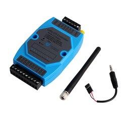 Per Dragino LT-33222-L LoRaWAN LoRa I/O Controller Wireless per Smart Agricoltura Home Automation IOT EU868 US915 AU915 AS923
