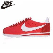 new arrive ba81f c76a8 Nike CLASSIC CORTEZ Mannen en Vrouwen Loopschoenen, slijtvaste Outdoor  Sneakers Schoenen, Rood, lichtgewicht