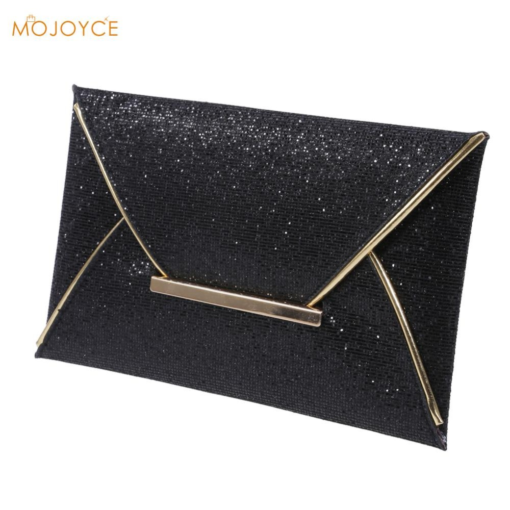 New Day Clutches Women Evening Bag Party Clutch Gold Sequins Envelope Bag Purse Clutch Handbags for Ladies Shiny Solid Ultrathin rhinestone sequins clutch evening bag