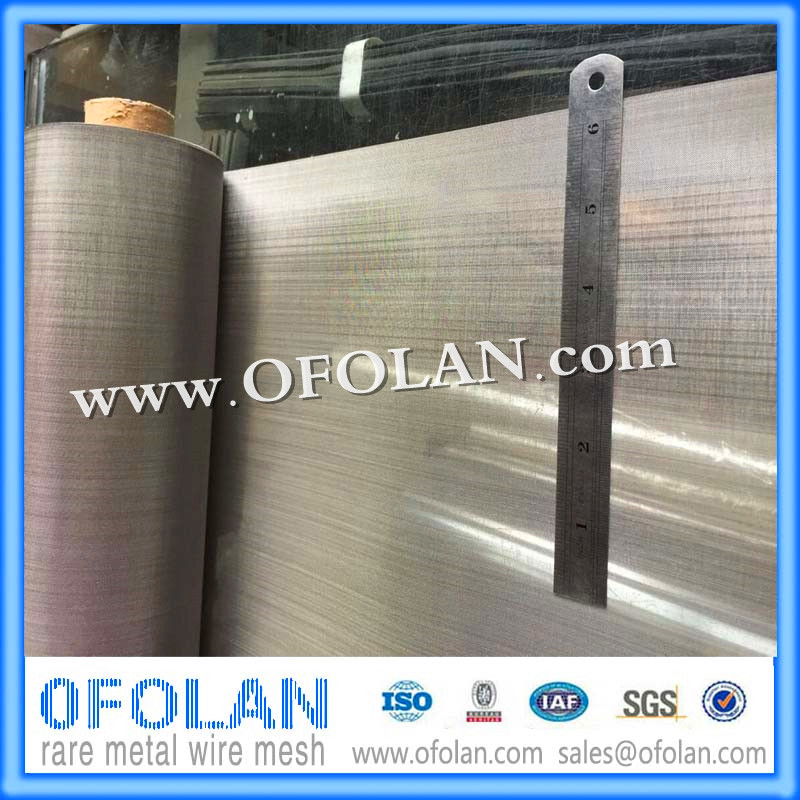 UNS S31803 Duplex Stainless Steel Wire Mesh Of Chemical Composition(80 Mesh),500x1000mm Supply In StockUNS S31803 Duplex Stainless Steel Wire Mesh Of Chemical Composition(80 Mesh),500x1000mm Supply In Stock