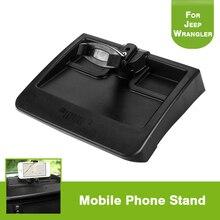 Тире Телефон Держатель Колыбель Кронштейн Коробка для Хранения Организатор Для Wrangler 2008-2011