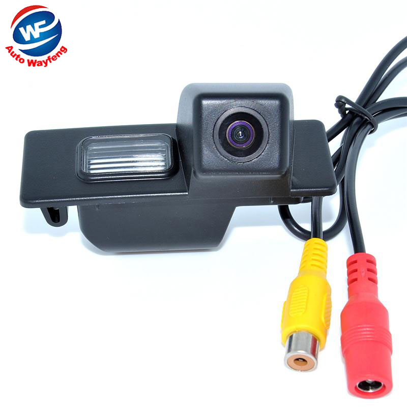 Car Reverse Rearview Camera For Chevrolet Aveo 2012 Trailblazer 2012 Cruze Hatchback Wagon 2012 Opel Mokka 2012 Cadillas SRX CTS