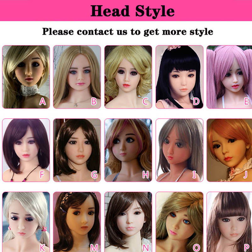 Real size love <font><b>dolls</b></font> head oral <font><b>sex</b></font> <font><b>dolls</b></font> head tpe lifelike fit 100cm/105cm/108cm/110cm/115cm/<font><b>120cm</b></font>/122cm/125cm shipping by DHL image
