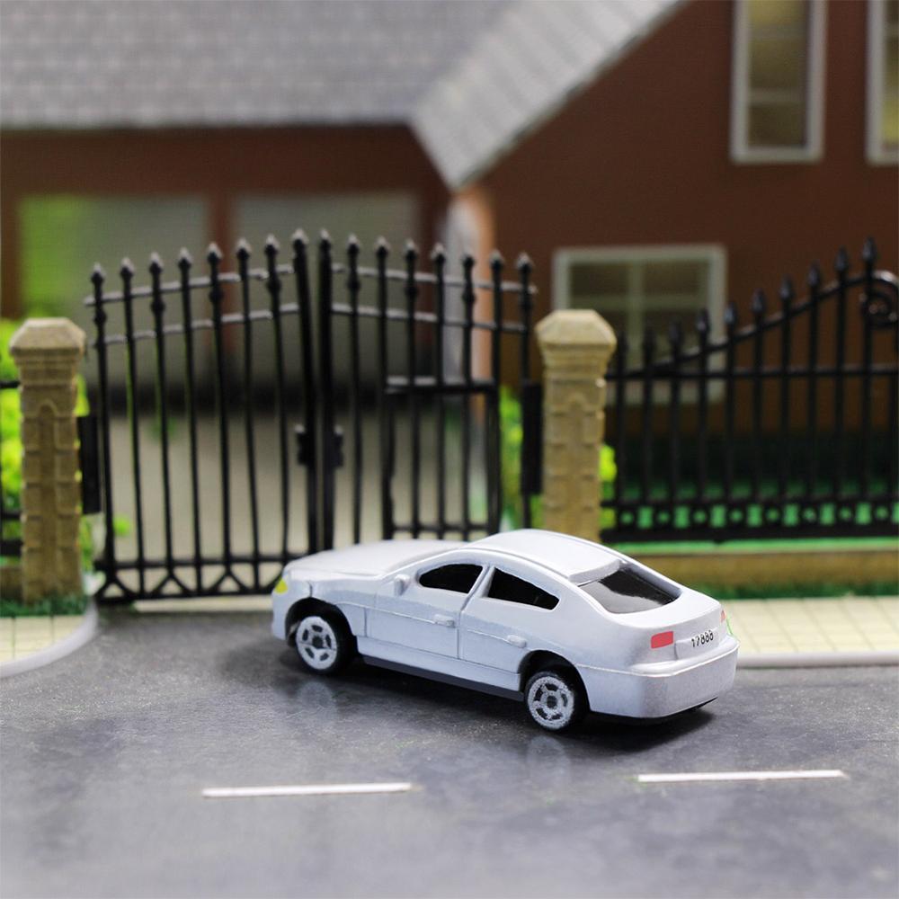 C200 модель автомобиля 1:220 здание поезд макет набор N