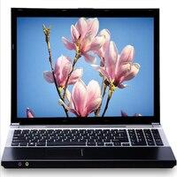 8 ГБ ОЗУ + 240 ГБ SSD 15,6 Intel Core i7 ноутбук Windows10/7 DVD большой ультрабук быстрый процессор Intel 4 ядра AZERTY русская испанская клавиатура