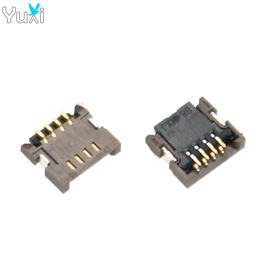 1pcs For Nintendo DS Lite For NDSL Touch Screen Ribbon Port Socket For 3DS / 3DS XL LL Replacement Part 4 Pin Connector