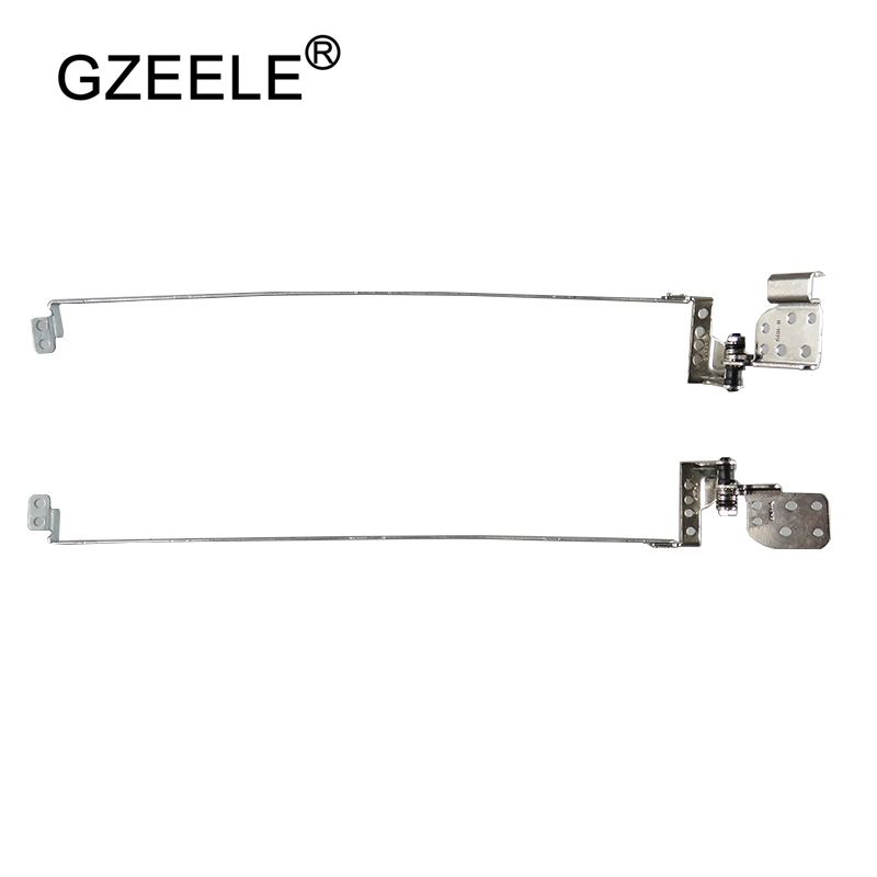"GZEELE New Laptop LCD Hinges for TOSHIBA Satellite C850 C855 C850D C855D L850 L855 15.6"" P/N: H000050070 H000050080 (Thick) R+L"