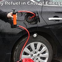 Çok amaçlı sifon Transfer pompa kiti  çubuğu çubuğu | sıvı yakıt çıkarıcı emme aracı için yağ  benzin  su  Liqui|Yağ Pompaları|   -