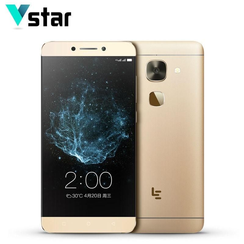 Original LeEco Letv Le Max 2 X820 Fingerprint 6GB RAM 64GB ROM Mobile Phone Snapdragon 820