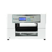 The Lowest Price Promotional Item Printing Machine Solvent Printer With High Resolution