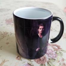 Vampire Diaries Heat Colour Changing Mug