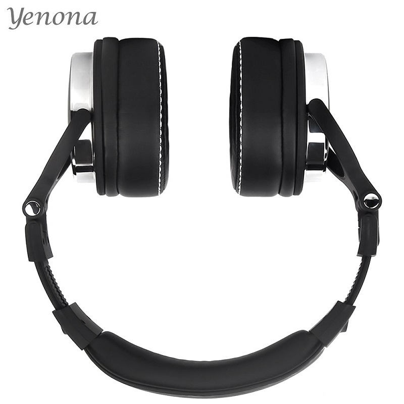 yenona-studio-pro-professional-dj-headphone-with-microphone-over-ear-wired-headphone-monitor-studio-headphones-stereo-headset