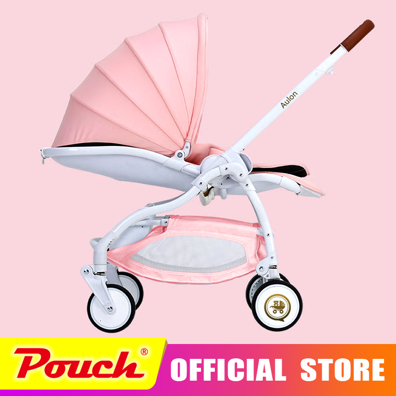 AULON Oyun Long baby stroller light umbrella car four rounds of shock folding can lie down baby stroller gold woman evening bag women diamond rhinestone clutch crystal chain shoulder small purse gold wedding purse party evening bags page 4