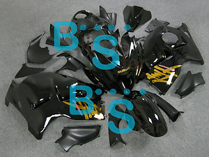 Suzuki Fairing for GSXR GSX R 1300 GSXR1300 GSX R1300 Hayabusa 1997 2007 Kit 1