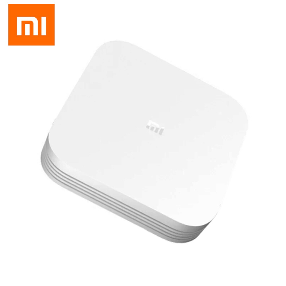 Original Xiaomi Mi TV Box 3 Pro Enhanced Version Android 5.1 Wifi Bluetooth 4.1 Smart Media Player 2G/8G Quad Core Set Top Box original xiaomi mi tv box 3 smart 4k quad core hd 2g 8g android 6 0 wifi google cast netflix red bull media player set top box