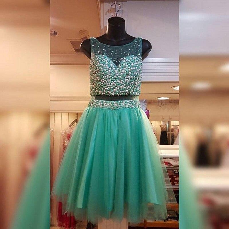 8th Grade Formal Dresses Green