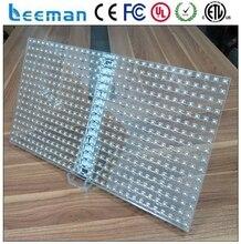 Шэньчжэнь Leeman Display Technology Limited новейший P10 крытый прозрачное Стекло светодиодный экран светодиодный видео экран для витрины