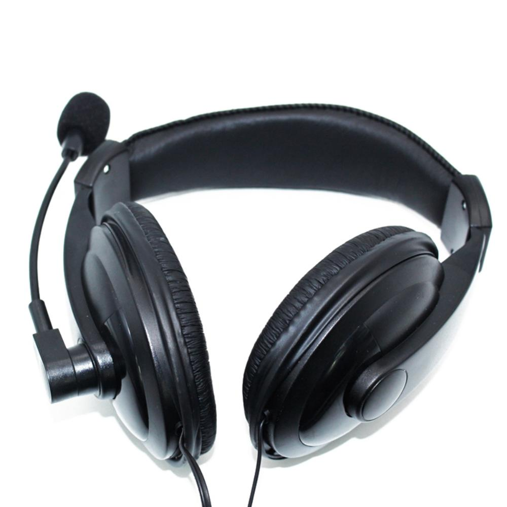 Noise Reduction Bass Stereo Sound Gaming Headphone Stereo Sound Gaming Headphone with Microphone 3.5mm Wired Headset
