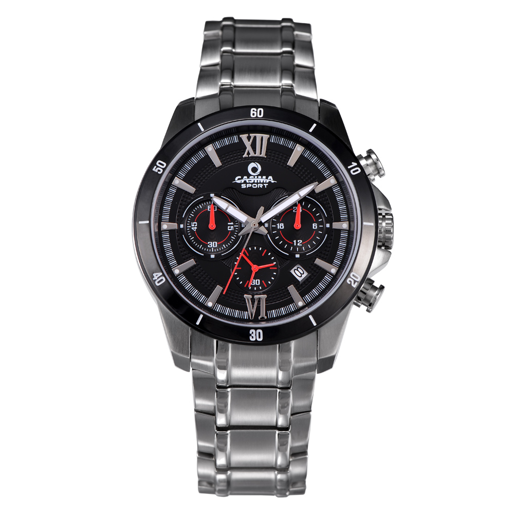 luxury brand sport watches fashion calculagraph s