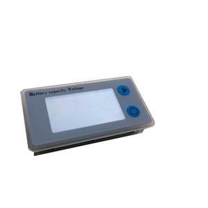 Image 5 - 48 V 60 V 72 V ołowiu kwasu wskaźnik naładowania baterii LCD wyświetlacz temperatury czujnik alarmowy litowy kwas ołowiowy Tester JS C33