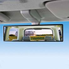 Anti-glares Rear View car mirror  Water Car Mirror Wide Angle Curved Surface Eliminate Blind Spots retrovisor