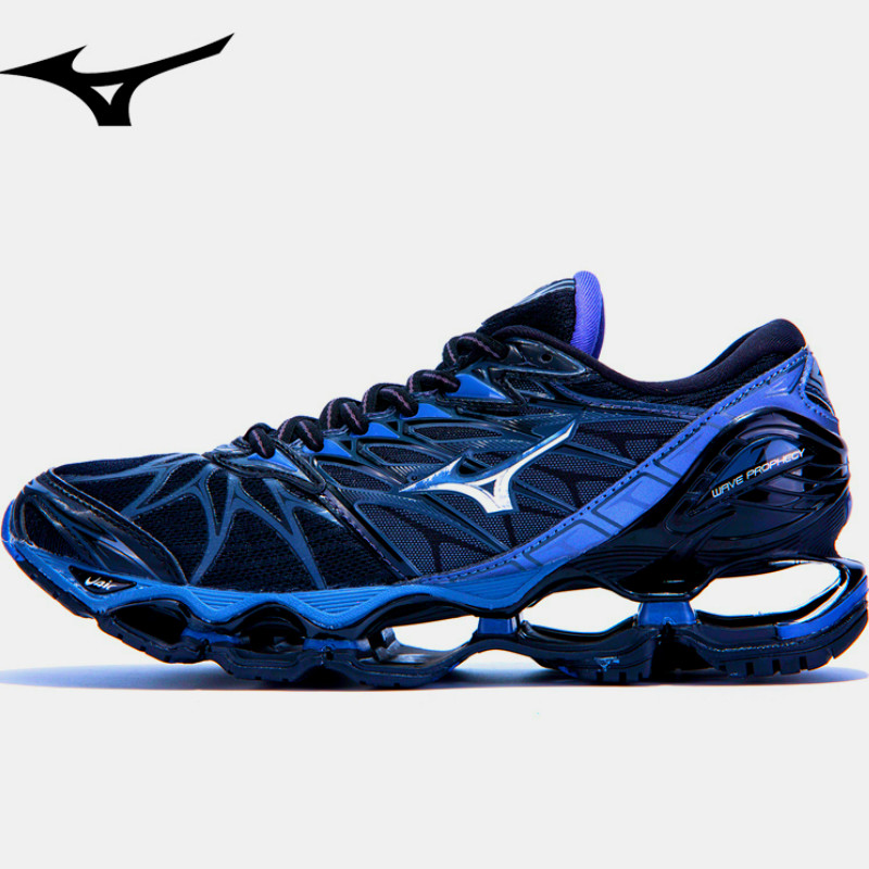 6f10bea27944e Tenis Mizuno Wave Profecia originais 7 Sapatas Dos Homens Tênis De Basquete  Sapatos De Halterofilismo Tamanho Tênis Profissional 40-45 Venda Quente