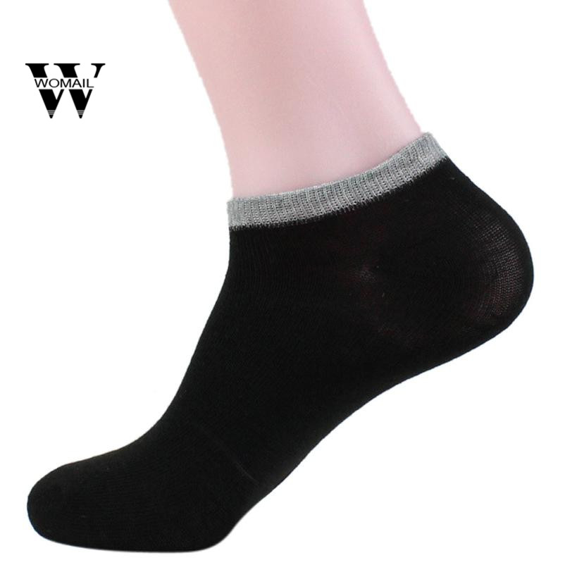 1 Pair Spring Men Cotton Ship Boat Short Sock Ankle Invisible Socks Warm Winter High Quality Dec 18