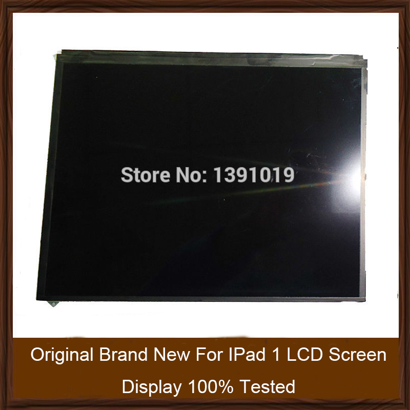 10 Pcs/Lot Original Brand New For IPad 1 LCD Screen Display Replacement 100% Tested