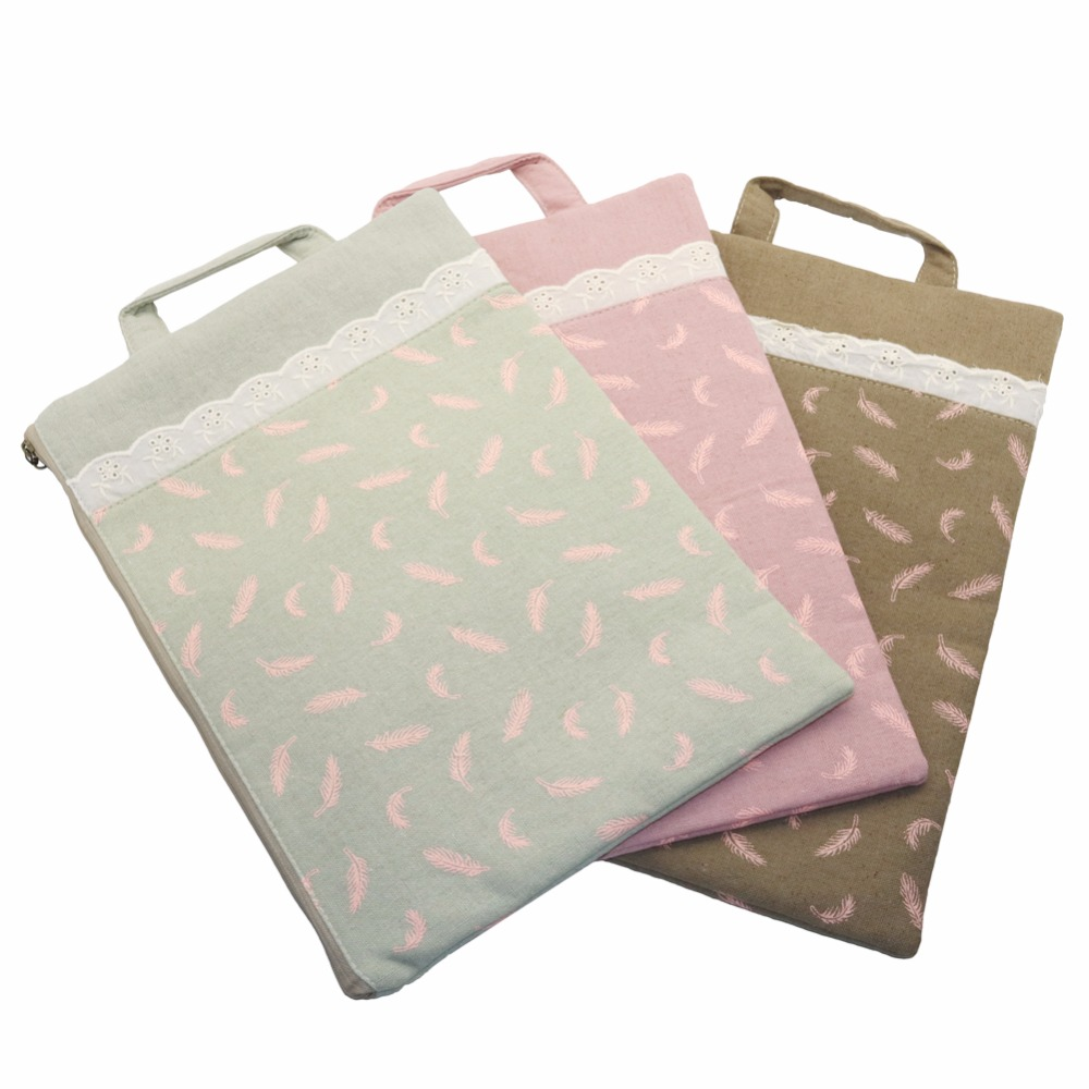 Portable File Holder A4 Information Bag School Supplies Student Office 6 Optional Tutorial Bag Document Bag