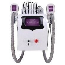 기계를 체중을 줄이는 1개의 직업적인 체중 감소 공동현상 rf 뚱뚱한 언 lipo 레이저/cryo 몸에서 5