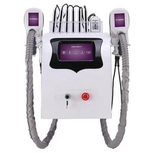Image 1 - 5 in one Professional weight loss cavitation rf fat frozen  lipo laser/ cryo body slimming machine