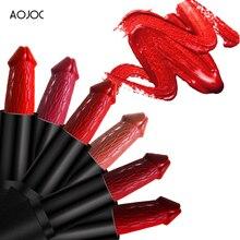 lipstick velvet red metallic lipstick