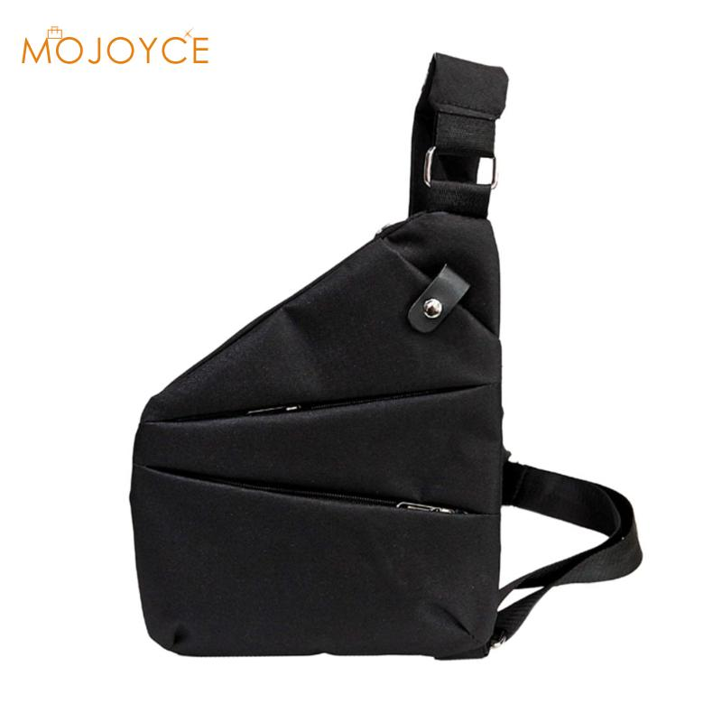 MOJOYCE Anti-Theft Shoulder Chest Bags Casual Man Sling Canvas Chest Bag Multifunctional Small Fashion Male Crossbody Bags eirmai slr camera bag shoulder bag casual outdoor multifunctional professional digital anti theft backpack the small bag