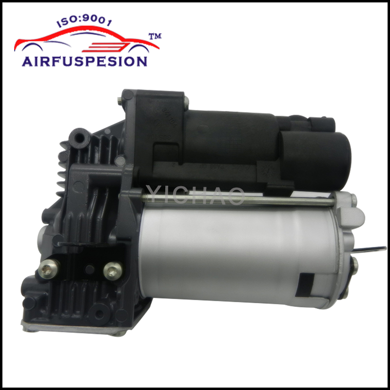 for Mercedes BENZ GL ML Class W164 X164 w/Airmatic Air Compressors Suspension Compressor Pump 2006-2011 1643200204 airmatic suspension bag for mercedes w164 ml class rear 1643200625 pair gl450 x164 luftfederung springs