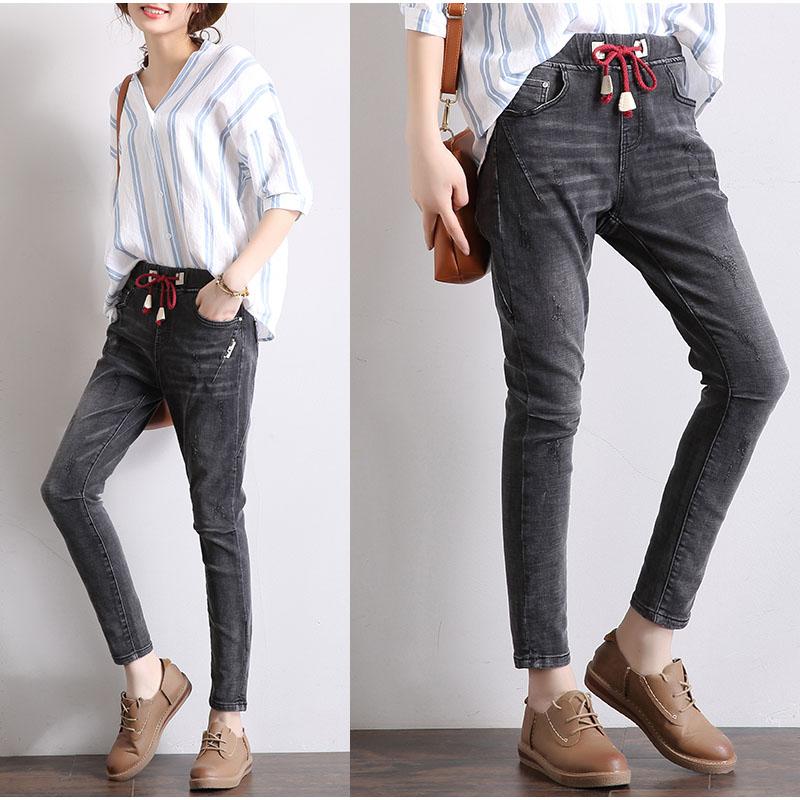 Aliexpress.com : Buy Extra Long Ankle Length Jeans For Tall Women ...