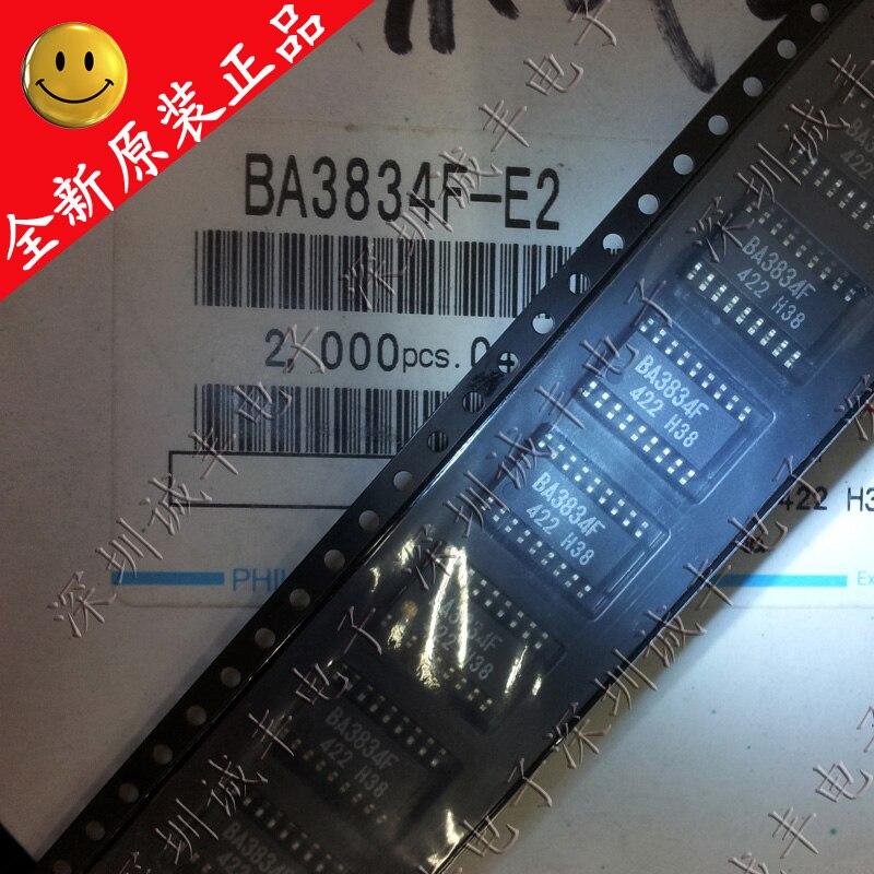 5pcs/lot BA3834F-E2 BA3834F BA3834 SOP-18 In Stock