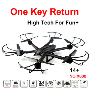 Out Of Print MJX X600 2.4G  3D Roll FPV Wifi Helicopter RC Drone Quadcopter UFO No Camera with Extra Props