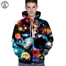 Mr.1991inc raum galaxy hoodie männer frauen sweatshirts digitaldruck planeten nebel kapuze unisex pullover hoody tops