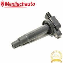 Free Shipping OEM Ignition Coil 90919-02240 9091902240 For Yaris Prius xA xB Echo 1.5L