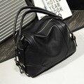 Woman Split Leather Handbag Large Leather Handbags Big Tote High Quality Women's Messenger Bags Shoulder Bag Bolsos Mujer PT0131