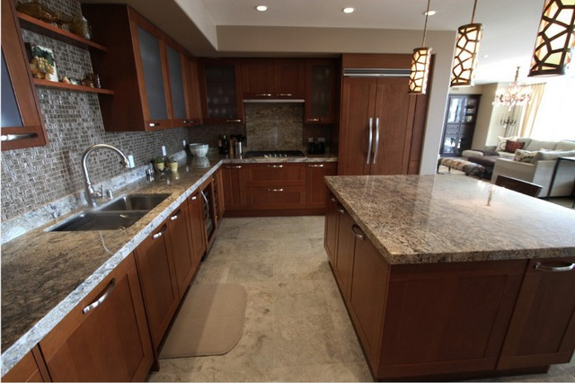 Us 200 0 Modular Kitchen Cupboard Kitchen Furniture Timber Kitchen Cabinets Solid Wood Cabinet In Kitchen Cabinets From Home Improvement On