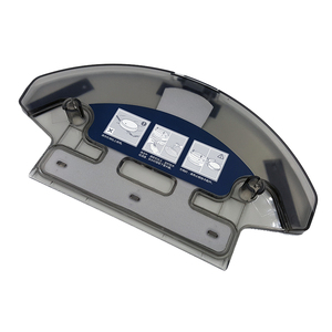 Image 4 - Water Tank +3* Mop Cloth for Ecovacs Deebot DT85G DT85 DT83 DM81 DE35 dg710 Robot Vacuum Cleaner Parts Water Tank Replacement