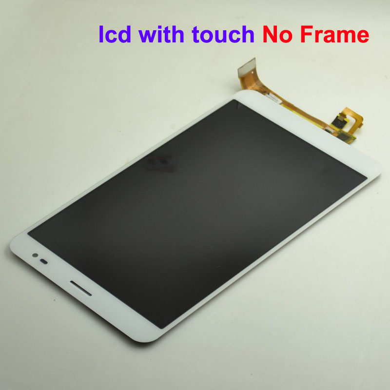 7.0 White For Huawei MediaPad X1 7.0 7D-501U Tablet Full LCD Display Touch Screen Panel Digitizer Assembly