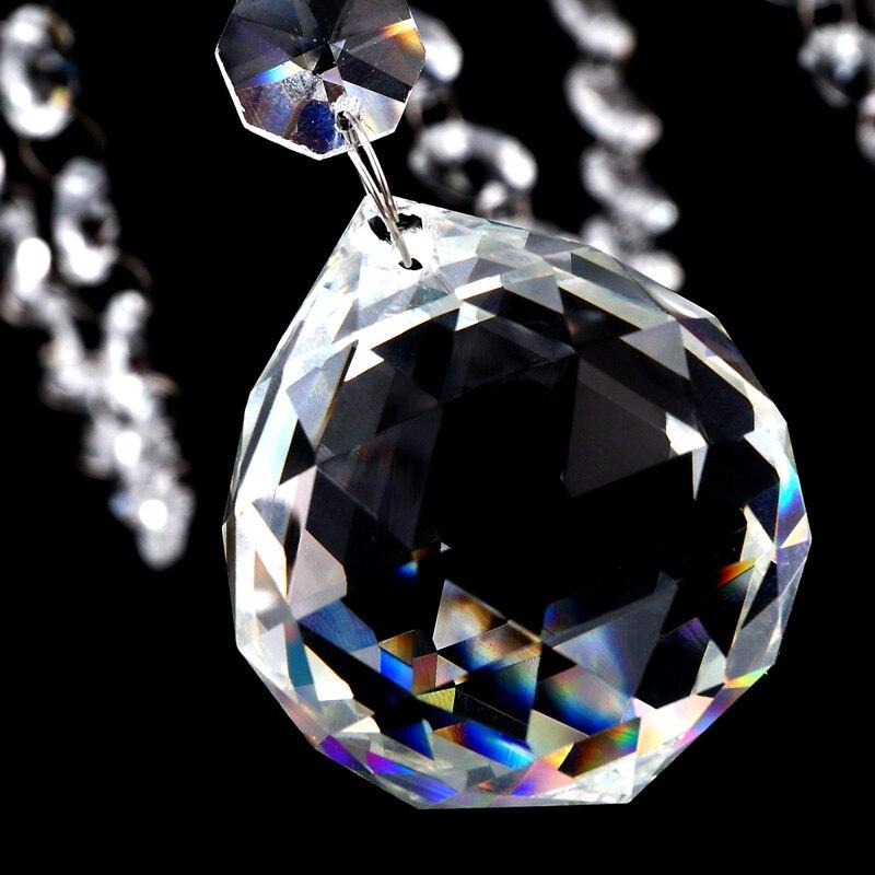 Еуропалық стильдік кристалды люктер - Ішкі жарықтандыру - фото 5