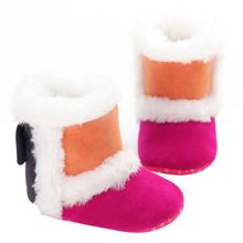 Kids Baby Shoes Winter Infant Toddler Girls Boy Snow Super Warm Soft Soled Shoes Boots Baby